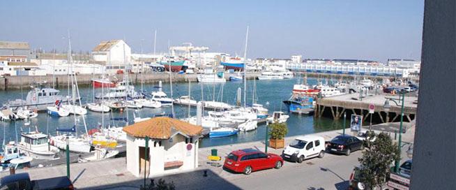 Les services de l 39 hotel restaurant du port un h tel de - Office du tourisme les sables d olonnes ...